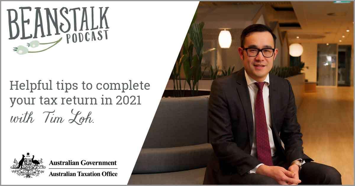 Complete tax return | Beanstalk Single Mums Podcast