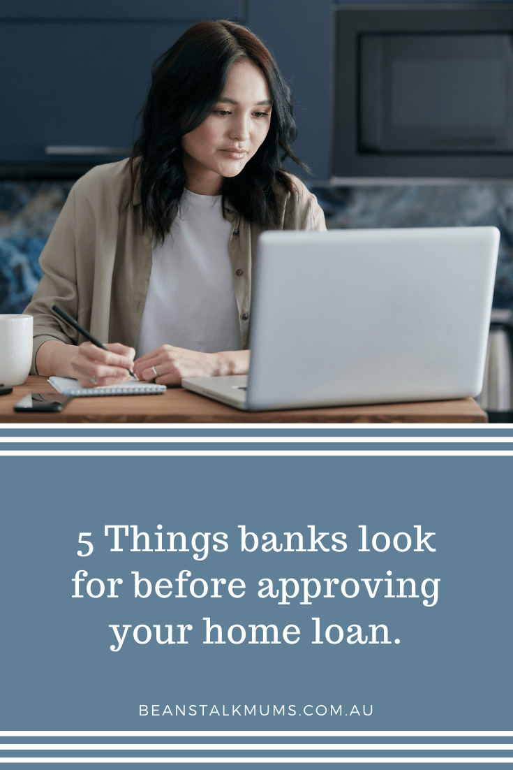What banks look for before approving your home loan   Beanstalk Single Mums Pinterest