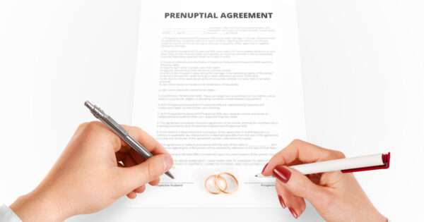 Prenuptial agreement | Beanstalk Single Mums