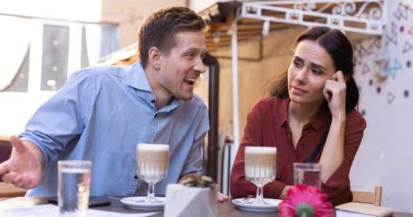 Dating a narcissist   Beanstalk Single Mums