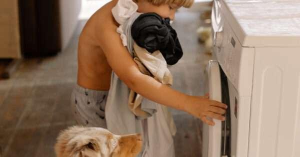 Eco friendly laundry | Beanstalk Mums