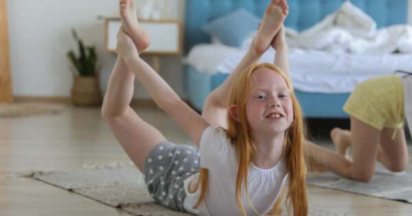 Exercise with kids | Beanstalk Single Mums