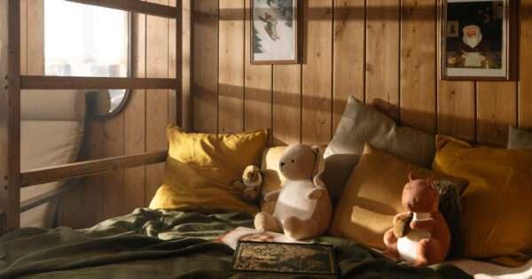 Cozy kids bedroom | Beanstalk Mums