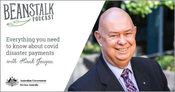 Covid disaster payments | Beanstalk Single Mums Podcast