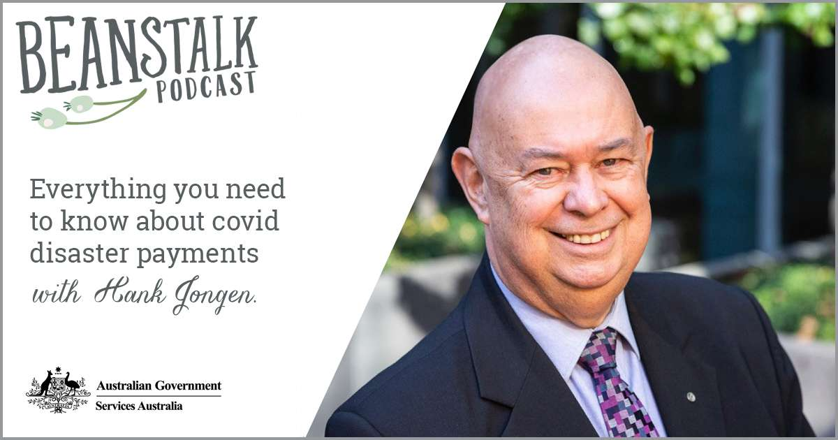 Covid disaster payments   Beanstalk Single Mums Podcast