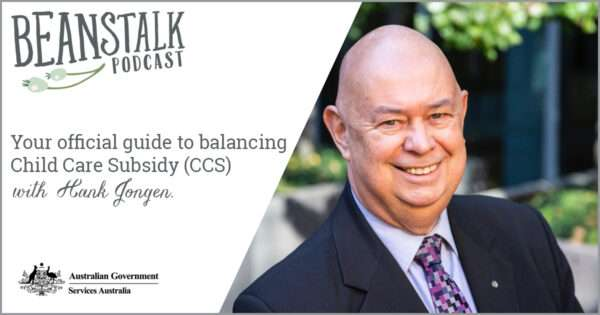 Balancing chid care subsidy | Beanstalk Single Mums Podcast